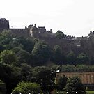 Edinburgh  Castle - Scotland by mikequigley