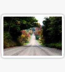 The Road of Dreams Sticker
