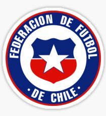 Chile Footbal  Sticker
