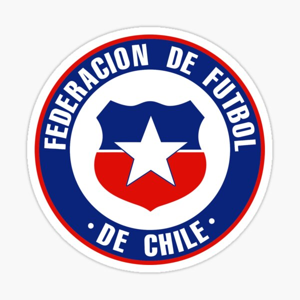 Chile Footbal  Sticker
