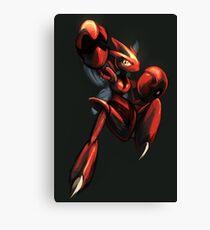 Bullet Mantis Canvas Print