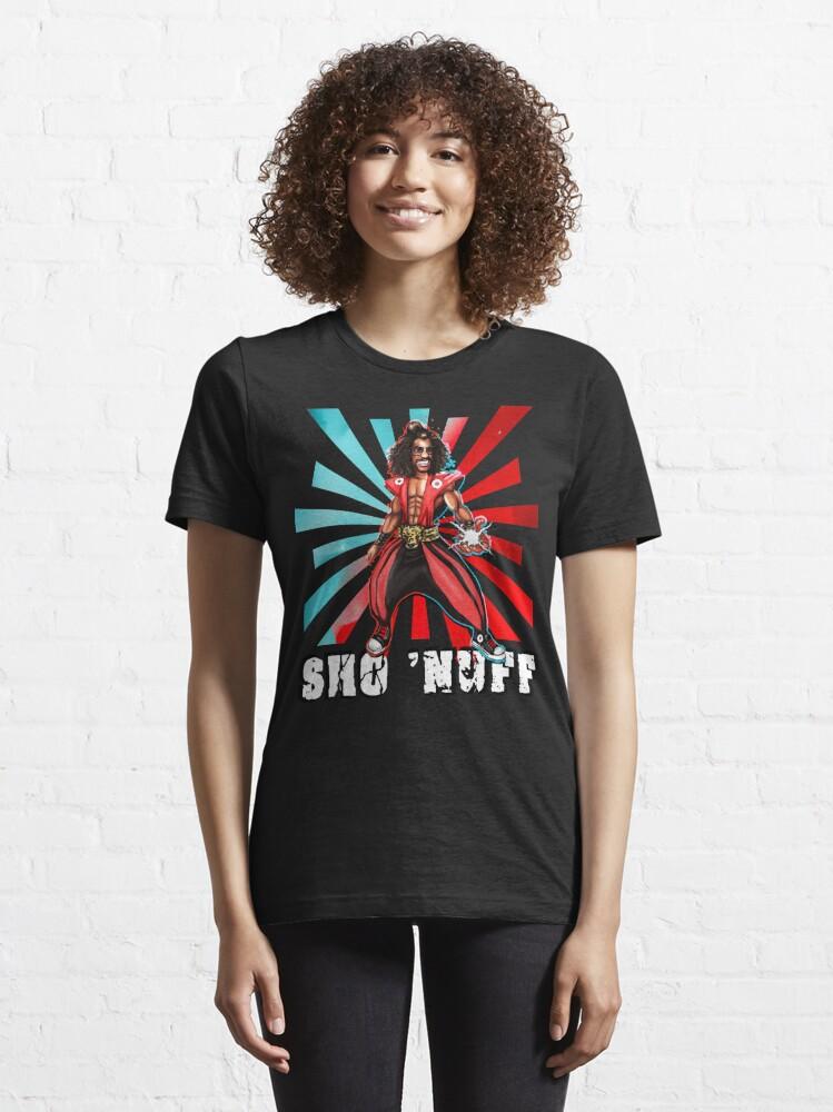 Alternate view of The Last Dragon SHO 'NUFF Essential T-Shirt