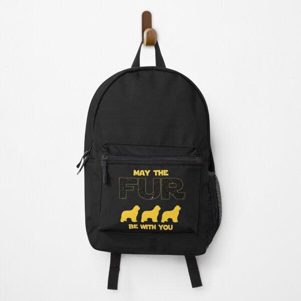 Newfoundland Owner Sci Fi Lover Gift Backpack