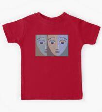 FACES #2 Kids Tee