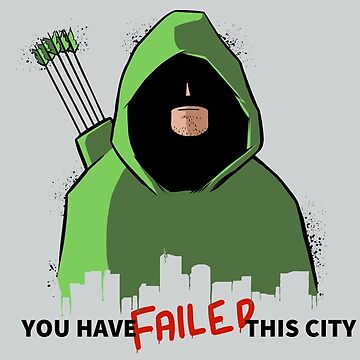 Failed This City by ProfBio