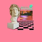 Macintosh Plus - Floral Shoppe by lozzers