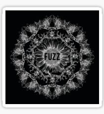 FUZZ @ The Waiting Room Sticker