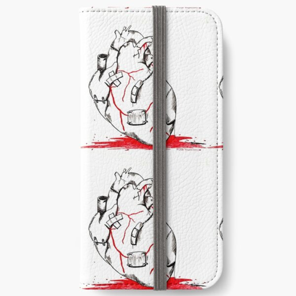 Healing Heart iPhone Wallet
