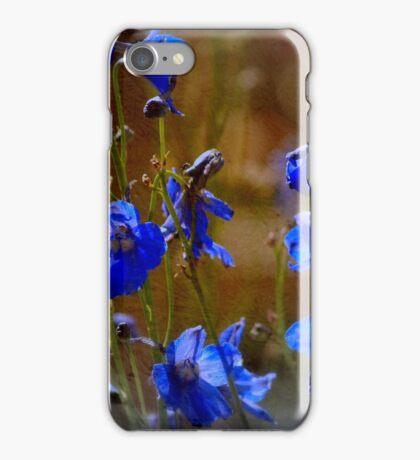 Summer blues iPhone Case/Skin