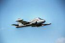 BAC 167 Strikemaster Mk82A by Nigel Bangert