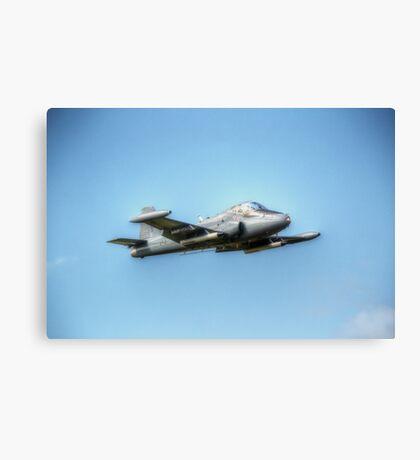 BAC 167 Strikemaster Mk82A Canvas Print