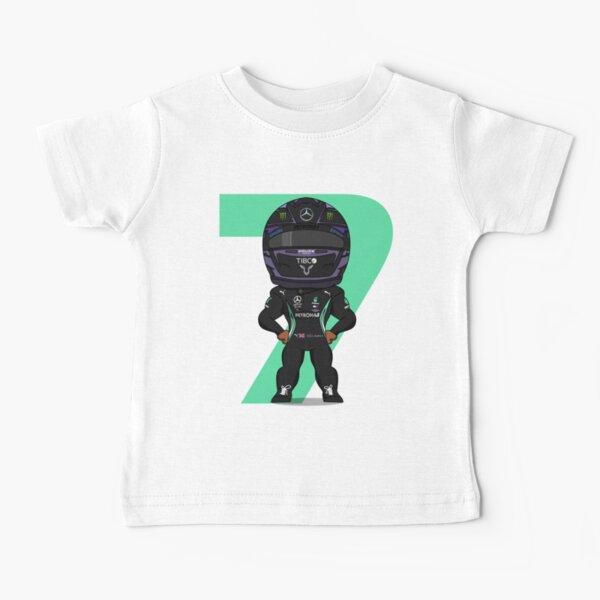 Lewis Hamilton Mercedes Petronas Formula 1 2020 Baby T-Shirt