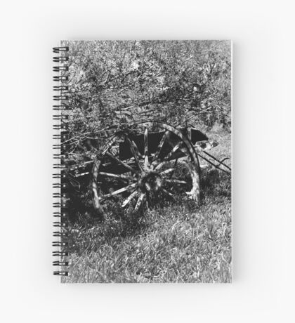 Wheel of time Spiral Notebook