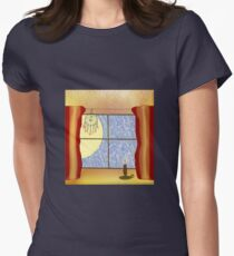 A Warm Winter Refuge - Dreamcatcher and Candle Flame T-Shirt