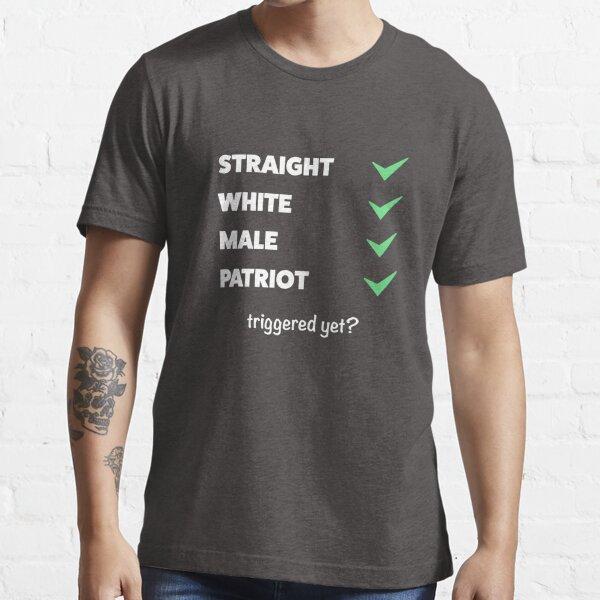 Anti Despertar - Camisas conservadoras divertidas Camiseta esencial