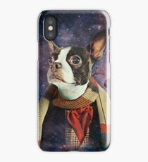 THE 4TH DOGTOR iPhone Case