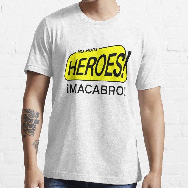 041 - Macabro T-shirt essentiel
