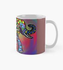 World Of Color Elephant Mug