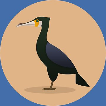 Cormorant by mpriorpfeifer