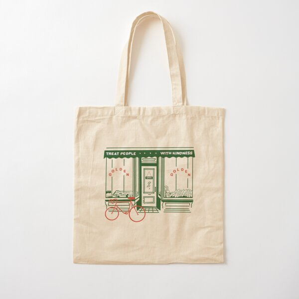 Harry Styles - Golden Bakery Cotton Tote Bag