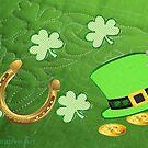 Good Luck on St.Patricks Day ( 135 Views) by Ann12art