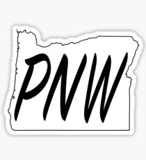 Oregon PNW Sticker