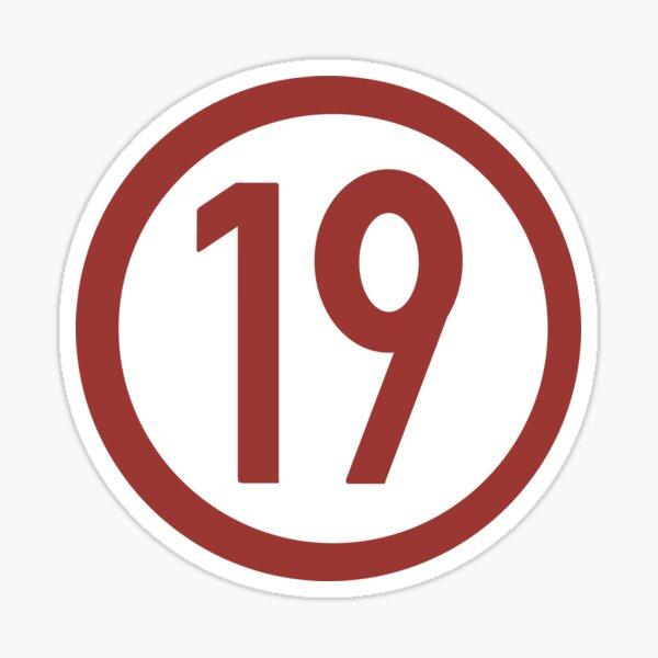 Station 19 Sticker