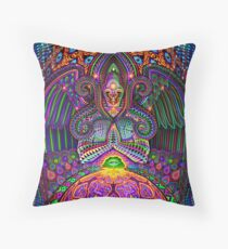 The God Source Throw Pillow