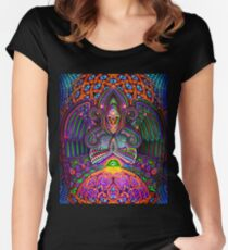 The God Source Women's Fitted Scoop T-Shirt