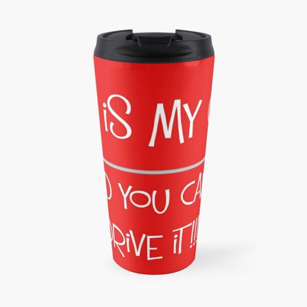 Embalmer's Trocar Humor Travel Mug