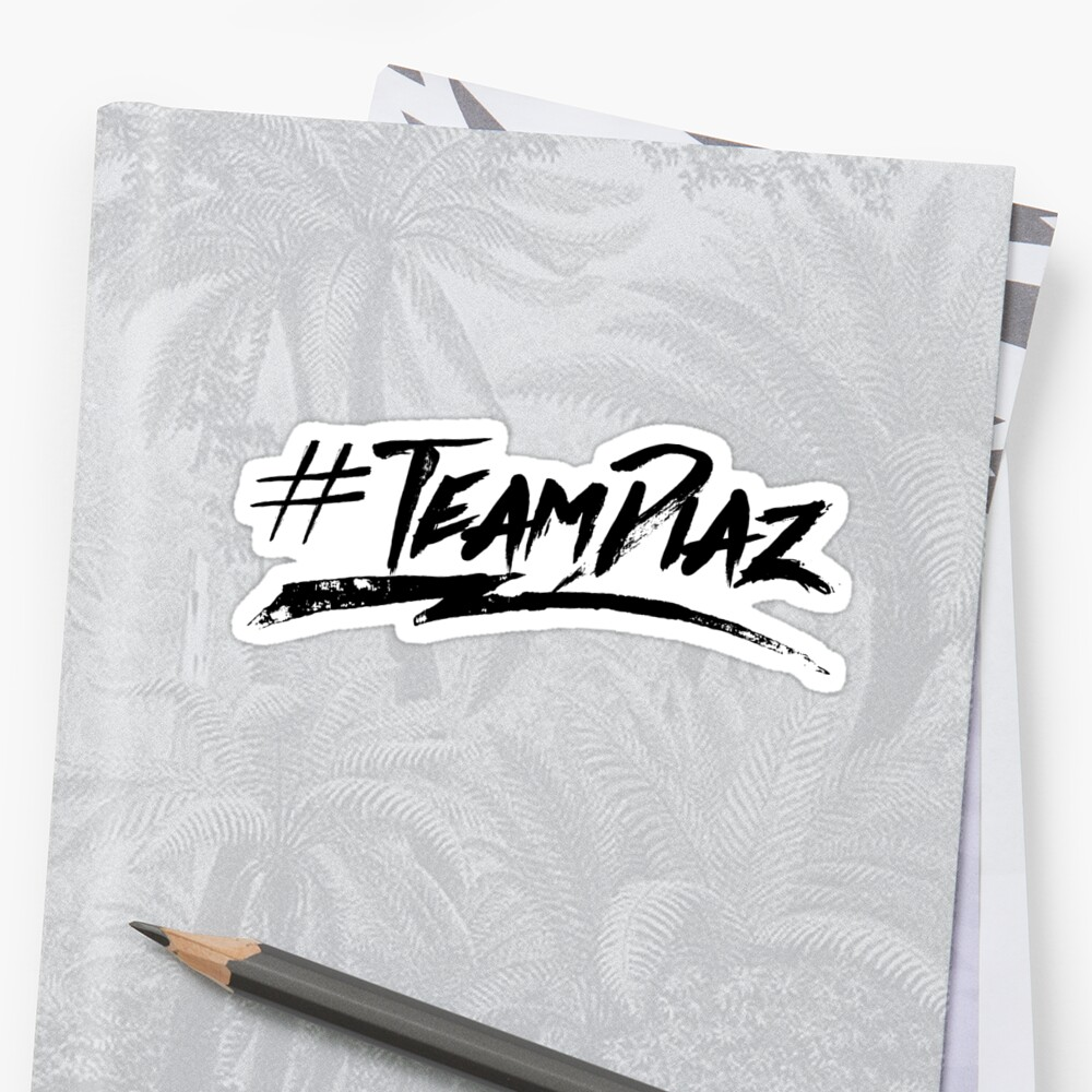 #TeamDiaz by vulpiniaus