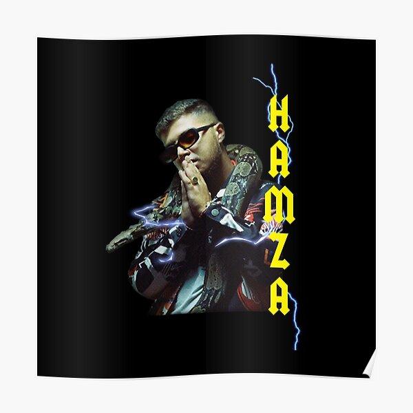 Hamza - Raijingod Poster