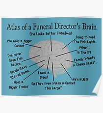 Funny Mortuary Quotes Posters Redbubble