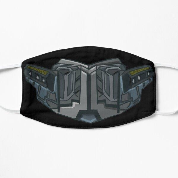 loki mask avengers Flat Mask