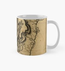 American Revolutionary War Era Maps 1750-1786 614 Maps of the expedition from Canada of Gen Burgoyne Mug