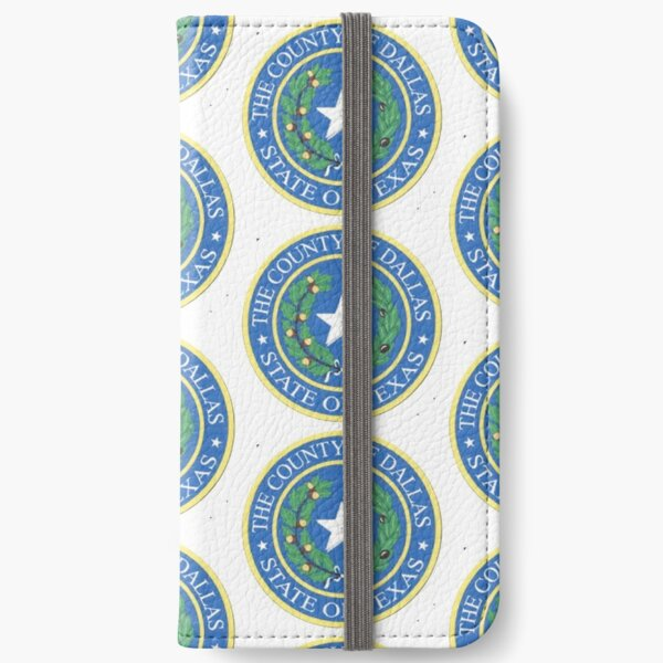Dallas County Employee Store iPhone Wallet