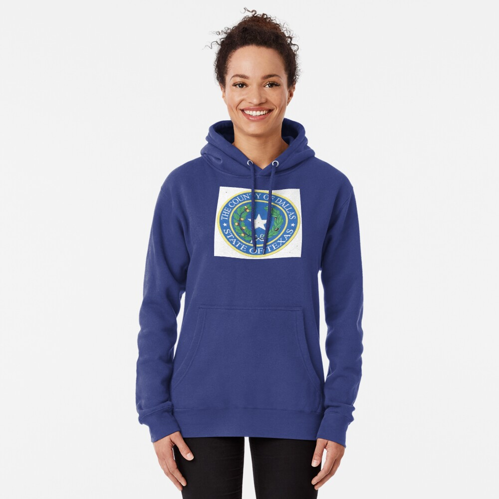 Dallas County Employee Store Pullover Hoodie