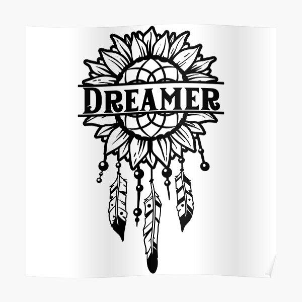 "Dreamcatcher ""Dreamer"" Poster"