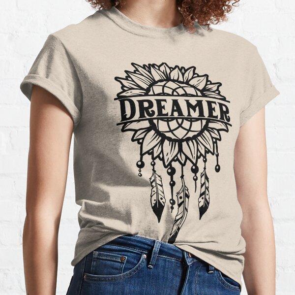 """Dreamcatcher """"Dreamer"""" Classic T-Shirt"""
