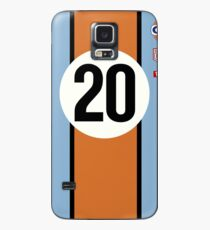 917 Le Mans McQueen 20 Case/Skin for Samsung Galaxy