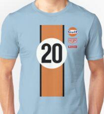 Camiseta unisex 917 Le Mans McQueen 20