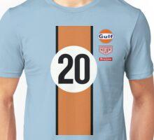 917 Le Mans McQueen 20 Unisex T-Shirt