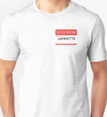Lafayette>Lancelot Unisex T-Shirt