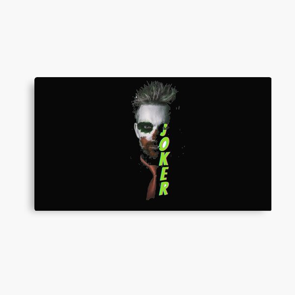 jocker Canvas Print