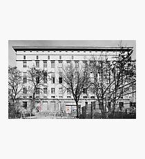 Lámina fotográfica Berghain