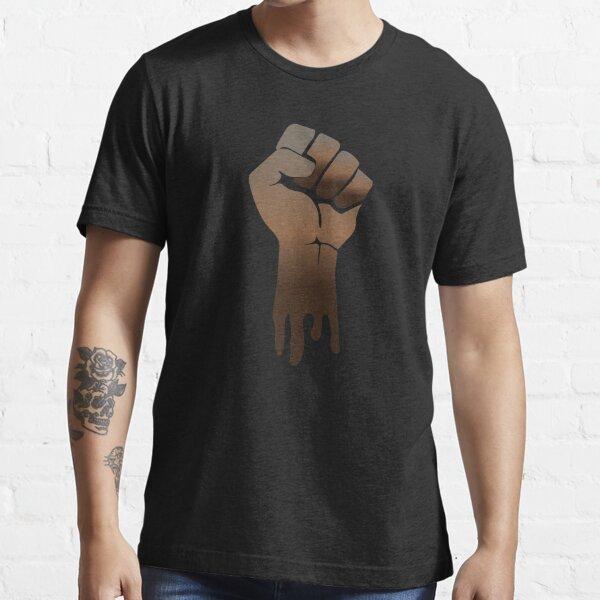 Black Power Essential T-Shirt