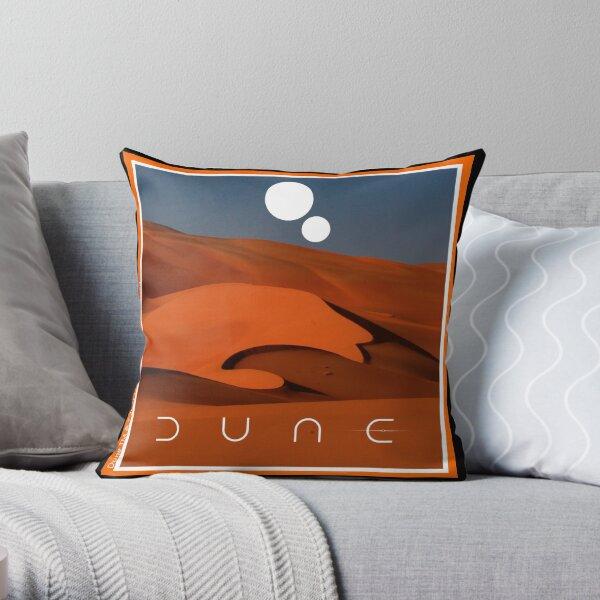 Dune 2021  Throw Pillow