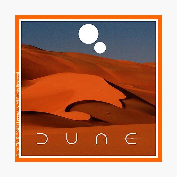 Dune 2021  Photographic Print