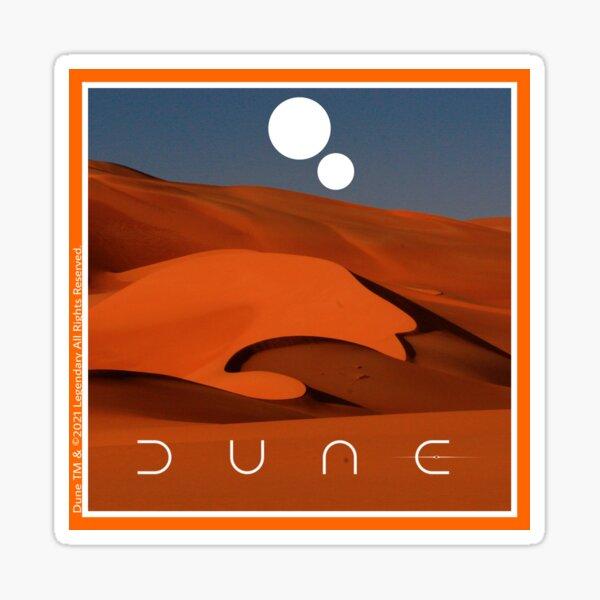 Dune 2021  Sticker