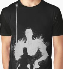 Polnareff - Silver Chariot Graphic T-Shirt